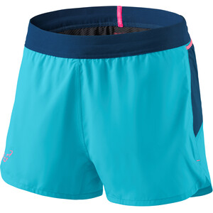 Dynafit Vert Shorts Mujer, Turquesa/azul Turquesa/azul