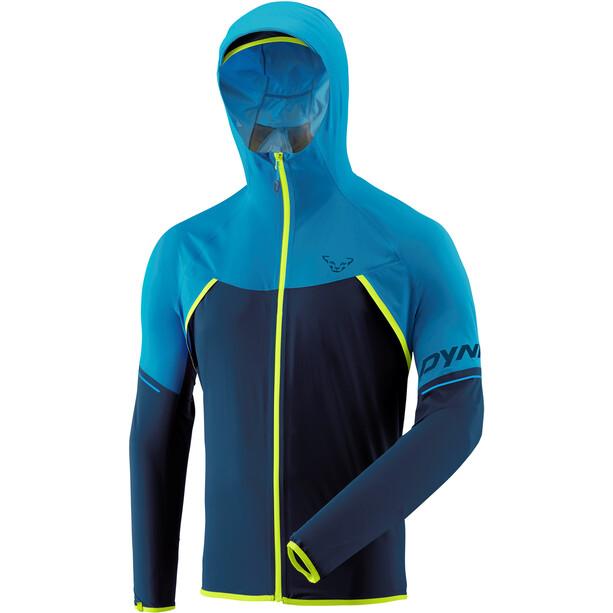 Dynafit Alpine Waterproof 2.5-Layer Jacke Herren mykonos blue