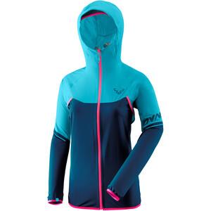 Dynafit Alpine Waterproof 2.5-Layer Jacke Damen silvretta silvretta