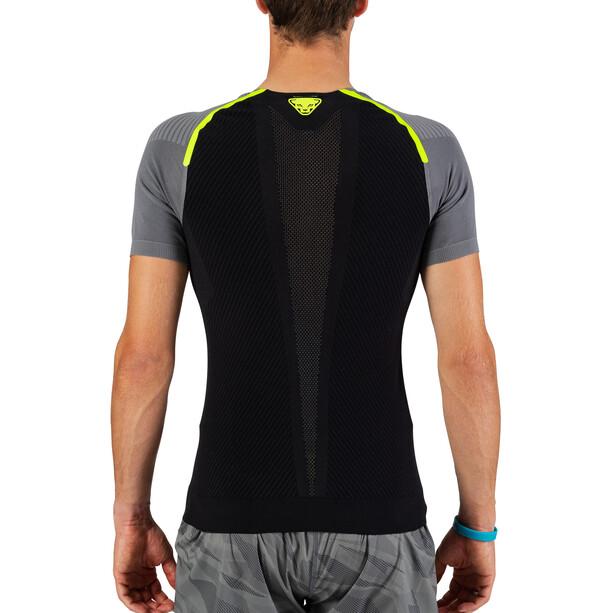 Dynafit Ultra 2 S-Tech SS T-skjorte Herre grå/svart