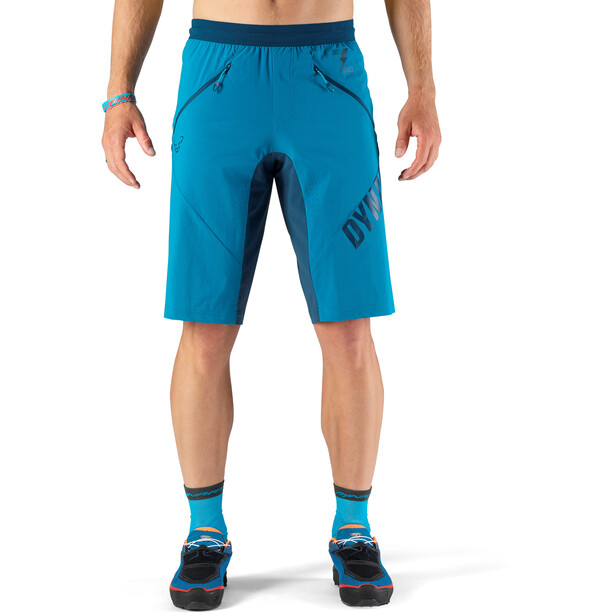 Dynafit Ride Light Dynastretch Shorts Herren mykonos blue