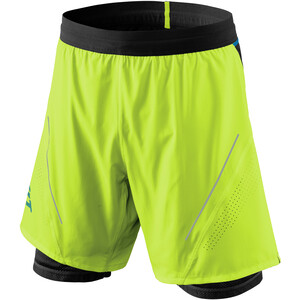 Dynafit Alpine Pro 2in1 Shorts Herren fluo yellow fluo yellow