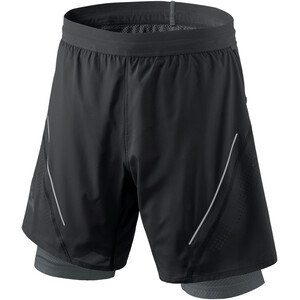Dynafit Alpine Pro Short 2 en 1 Homme, noir noir