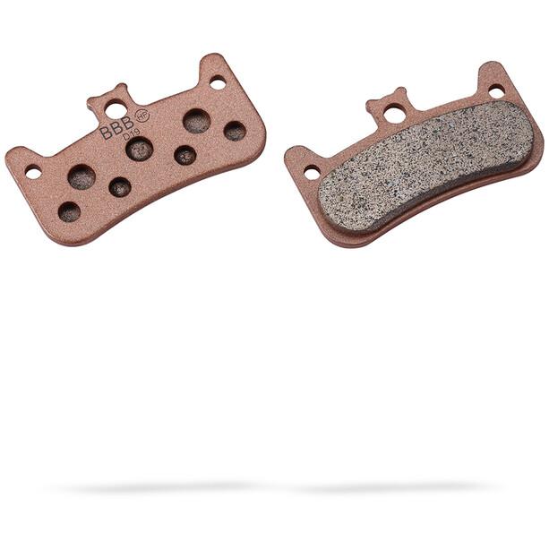 BBB DiscStop Brake Pads Formula Cura 4 copper
