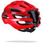 BBB Hawk Helmet glossy red