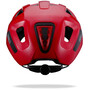 BBB Sonar Helm Jugend glossy red