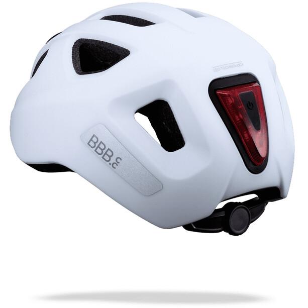 BBB Sonar Helmet Youth matt white