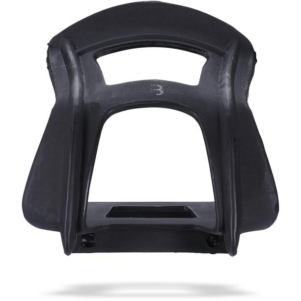 BBB NoseTight Pedalhaken Medium black