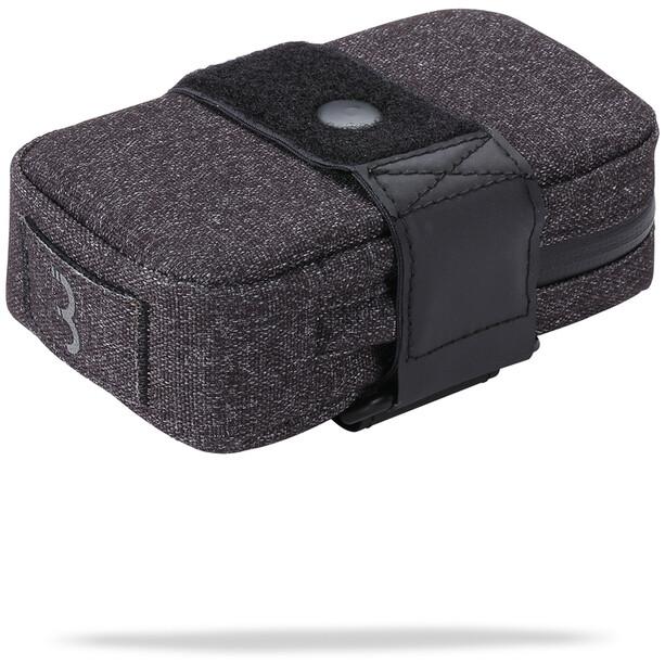 BBB Compacked Satteltasche S black