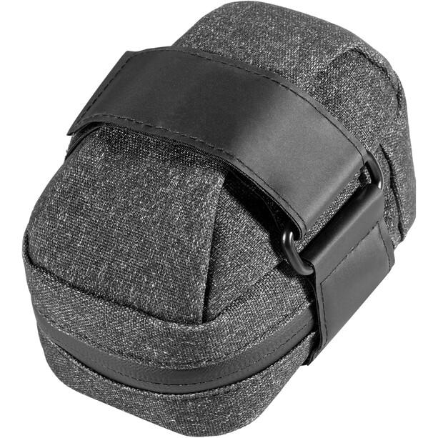BBB Compacked Satteltasche L black
