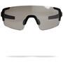 BBB FullView PH Sportbrille gloss metallic black/photocromatic