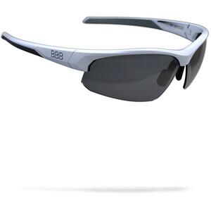 BBB Impress Sportbrille weiß/grau weiß/grau