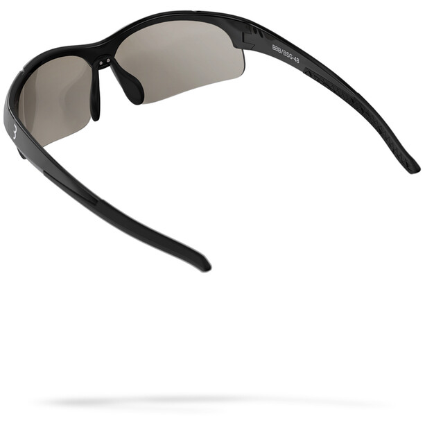 BBB Impress PH Sportbrille Small glossy black/photocromatic