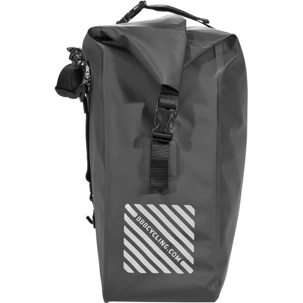 BBB PortoVault Waterproof Gepäckträgertasche 25l black