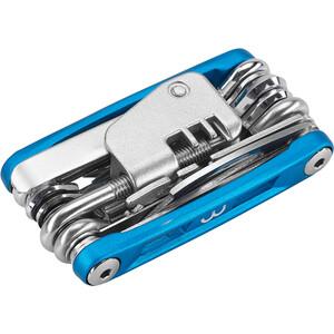 BBB PrimeFold XL Werkzeug blau/silber blau/silber