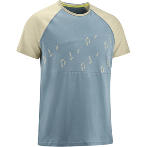 Edelrid Greenclimb T-Shirt Herren stone blue stone blue