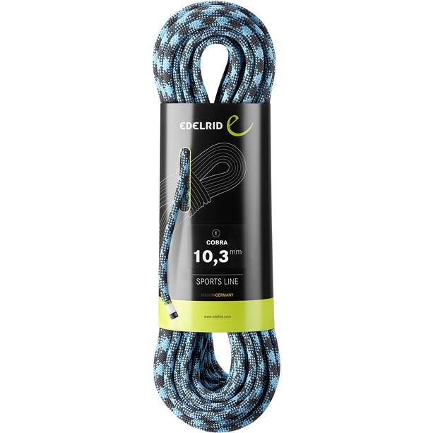 Edelrid Cobra Rope 10,3mm x 40m night blue