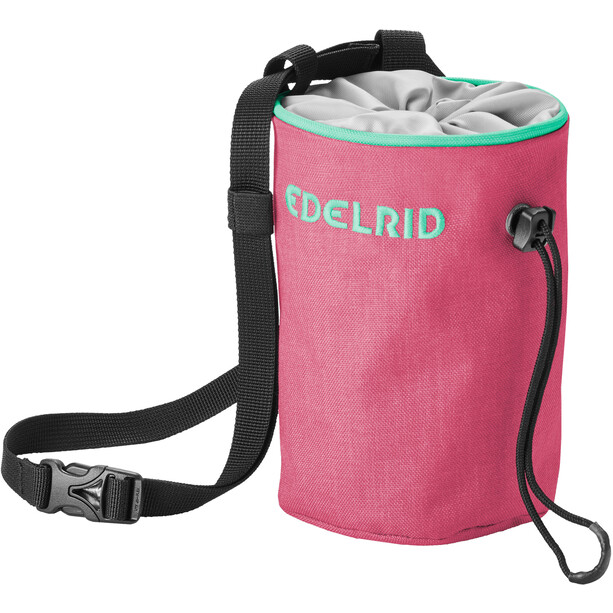 Edelrid Rodeo Chalk Bag Small pink