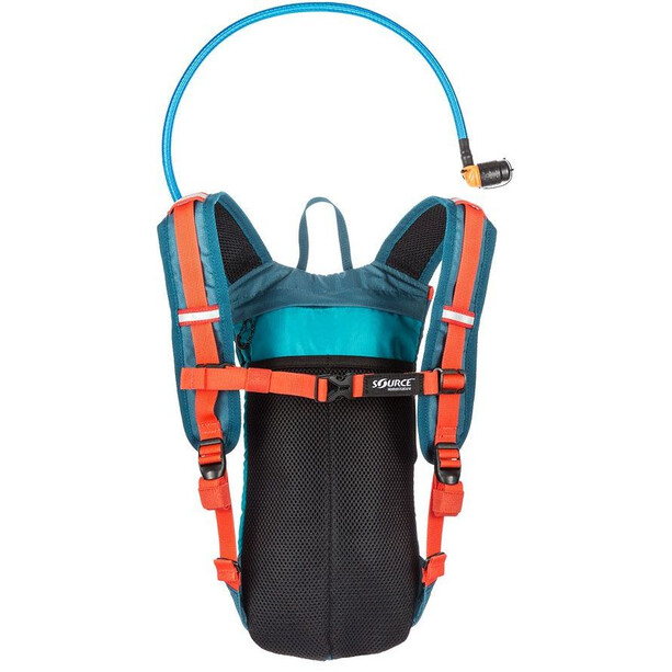 SOURCE Durabag Pro Hydration Pack 2l coral blue
