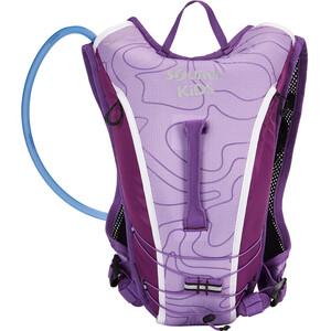 SOURCE Spinner Harnais d'hydratation 1,5l Enfant, violet violet