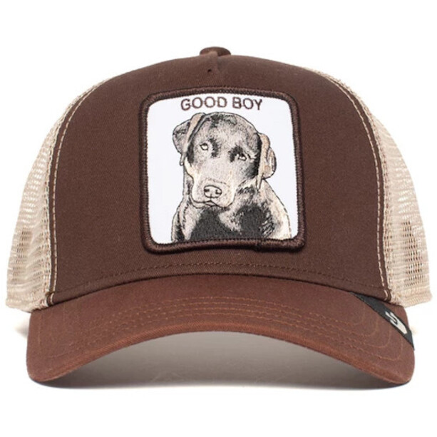 Goorin Bros. Sweet Chocolate Trucker Cap brown