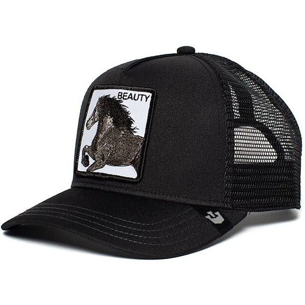 Goorin Bros. Black Beauty Trucker Cap black