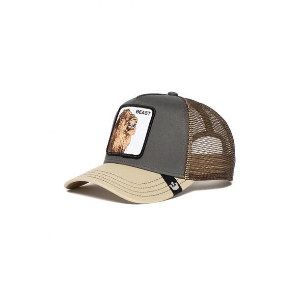 Goorin Bros. Beast Affair Trucker Cap grey