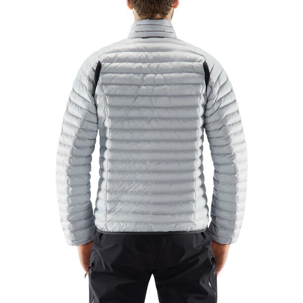 Haglöfs Essens Mimic Jacket Men stone grey/slate