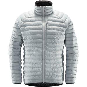 Haglöfs Essens Mimic Jacket Men stone grey/slate stone grey/slate