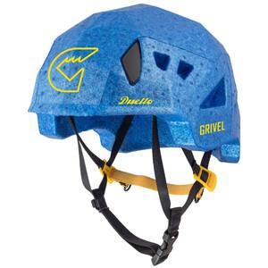 Grivel Duetto Helm blau blau