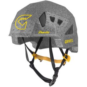 Grivel Duetto Helm grau grau