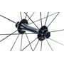 edco Allroad Laufradsatz Carbon 700x25C TLR black