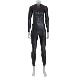 deboer Fjord 1.0 Wetsuit Damen schwarz schwarz