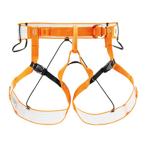 Petzl Altitude Valjaat, orange/white orange/white
