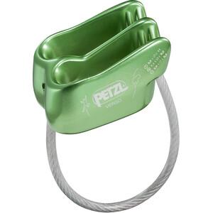 Petzl Verso Sicherungsgerät green green