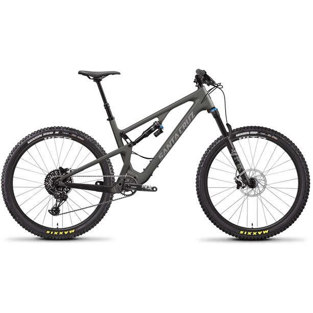 Santa Cruz 5010 3 C R-Kit dark grey/light grey