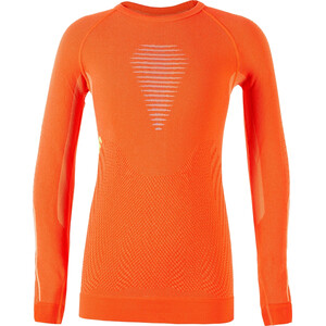 UYN Visyon UW Langarmshirt Kinder orange orange