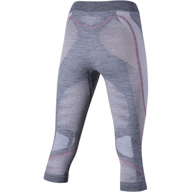 UYN Ambityon Melange UW Medium Hose Damen grey melange/nude/salmon