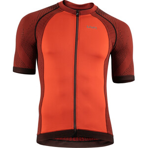 UYN Biking Activyon OW Chemise manches courtes Homme, poppy red poppy red