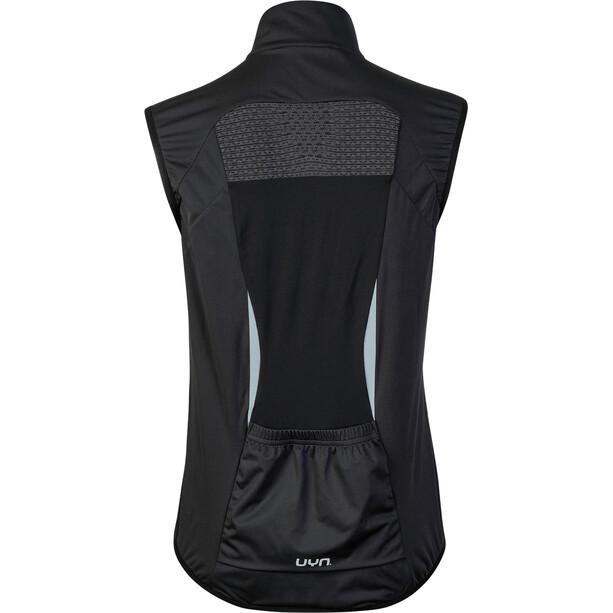 UYN Biking Alpha OW Second Layer Regen-Windweste Damen black