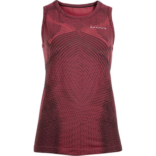 UYN Running Activyon 2.0 OW Maillot de triathlon Femme, rouge