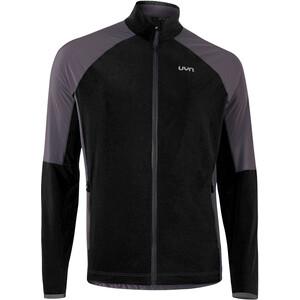 UYN Running Activyon Winter Full-Zip Jacke Damen black/forged iron black/forged iron