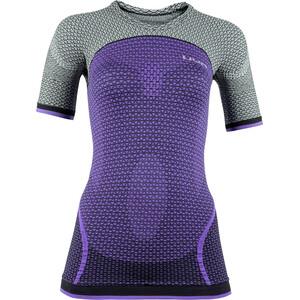 UYN Running Alpha OW Blouse korte mouwen Dames, violet violet