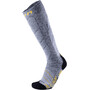 UYN Pro Race Socken Herren grey melange/pearl grey