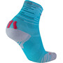 UYN Free Run Chaussettes Femme, turquoise