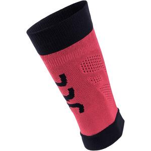 UYN Fly Pohkeet Naiset, vaaleanpunainen/musta vaaleanpunainen/musta
