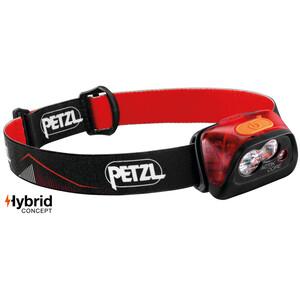 Petzl Actik Core hodelykt rød rød