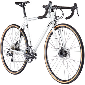 FIXIE Inc. Floater Race 8S Disc Street silver silver