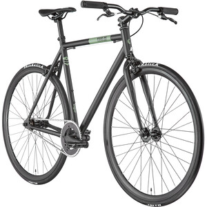 FIXIE Inc. Blackheath, black/olive black/olive