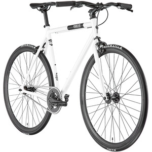 FIXIE Inc. Floater white white